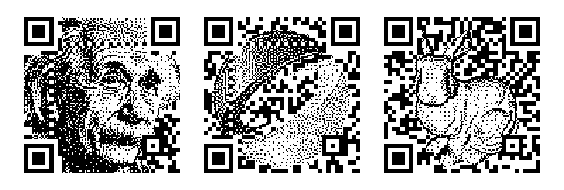 Watch Dog Qr Codes